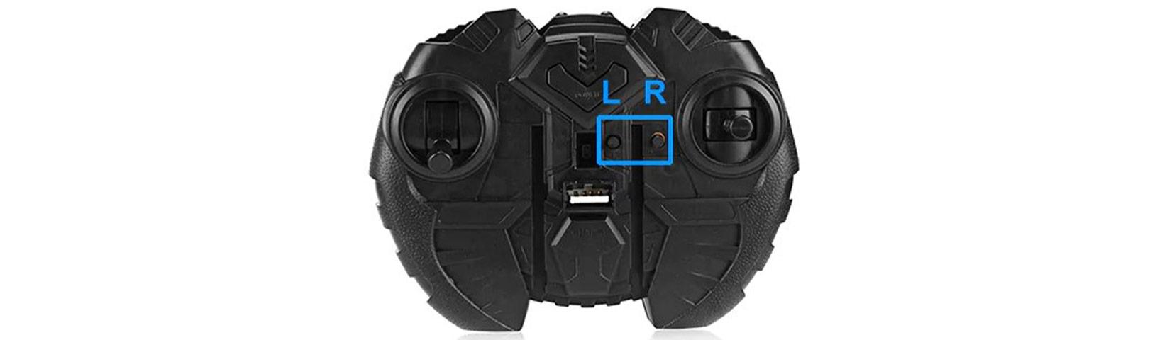 ریموت کنترل هلیکوپتر کنترلی