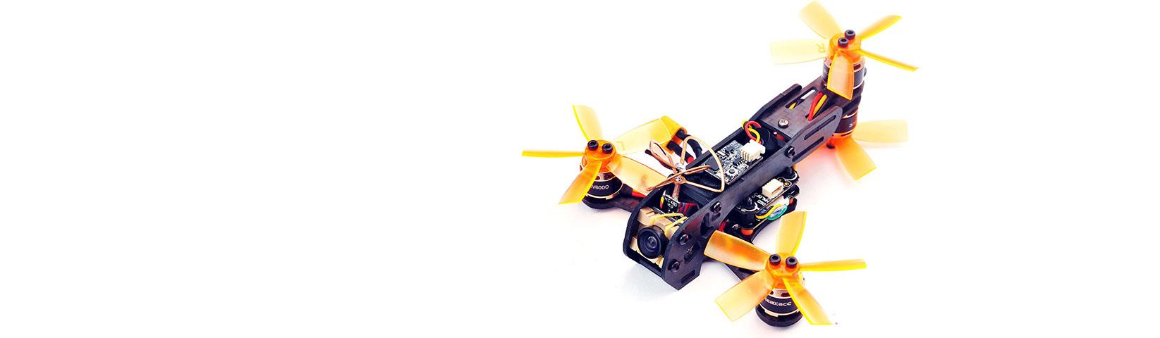 کوادکوپتر Y4 copter