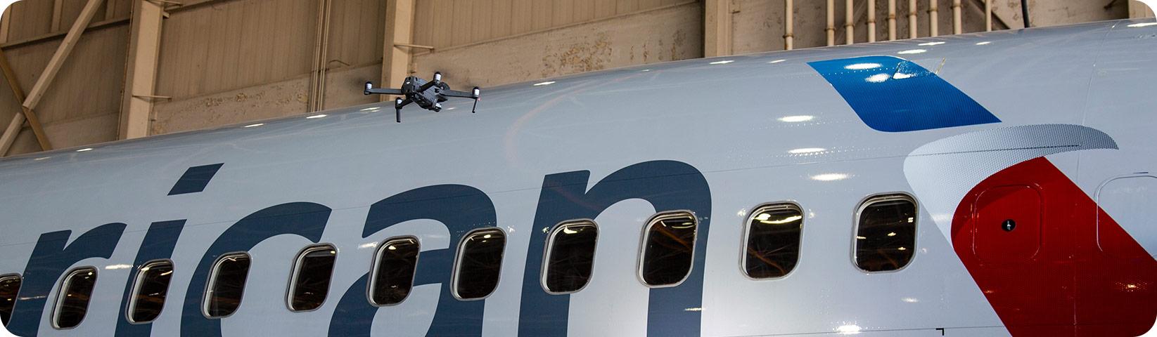 کاربرد های کوادکوپتر در صنعت هواپیمایی