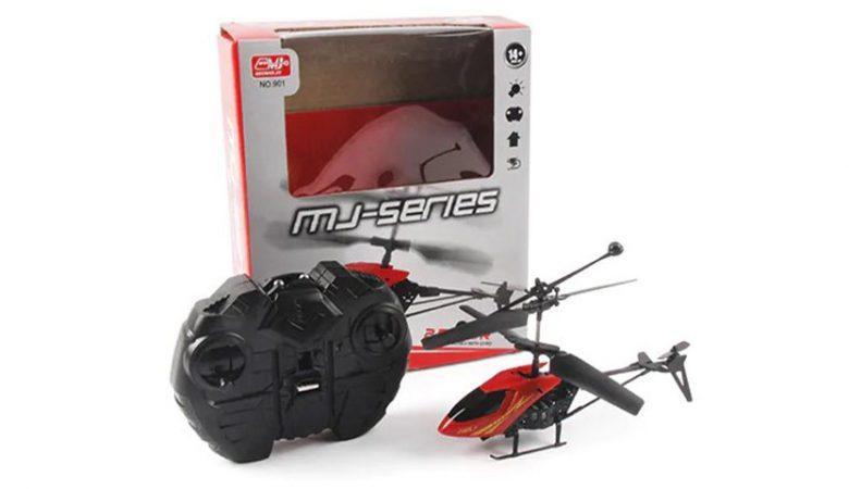نحوه ی شارژ کردن هلیکوپتر کنترلی