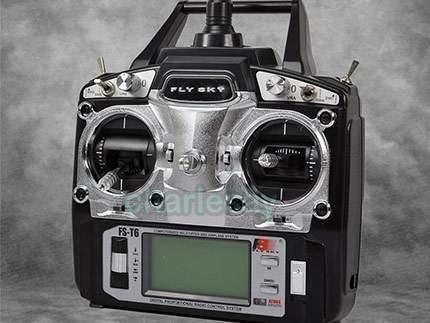 رادیو کنترل ۶کانال fly sky
