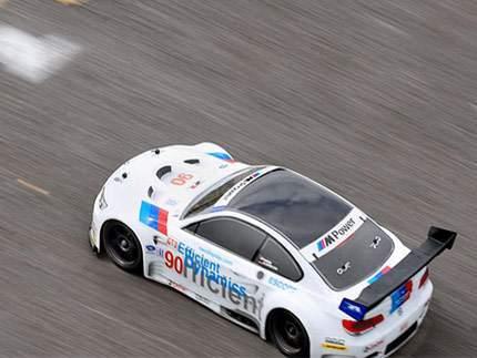 ماشین کنترلی الکتریکی BMW M3