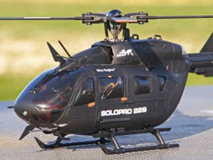 هلیکوپتر کنترلی SOLO PORO 229