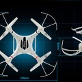 qoudcopter PHANTOM VERSION2 PLUS FY550 (10)