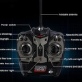 qoudcopter PHANTOM VERSION2 PLUS FY550 (5)