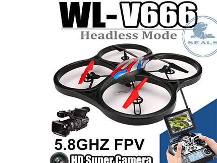 qoudcopter V666 (1)