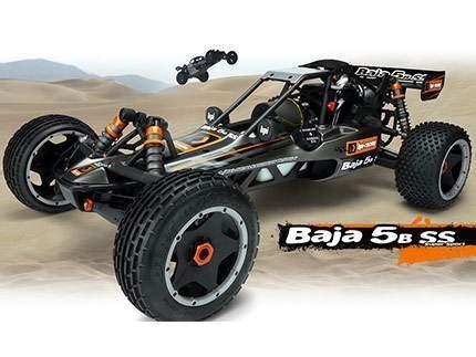 ماشین کنترلی سوختی BAJA 5B SS