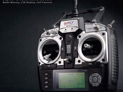 رادیو کنترل ۷ کاناله wfly