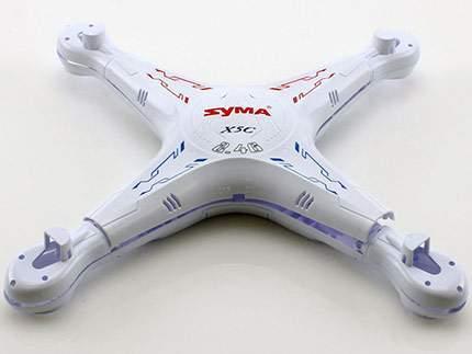 پوسته کواد کوپتر Syma X5c