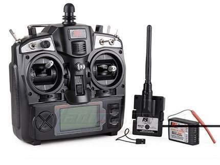 راديو كنترل 9 كانال فلای اسکای مدل FS-TH9X