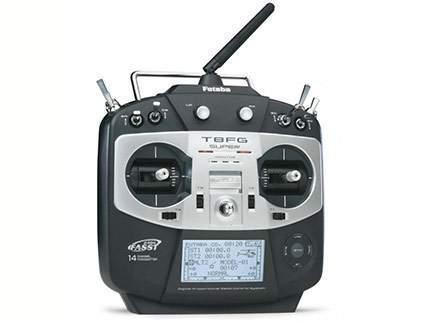 رادیو کنترل futaba 8FG