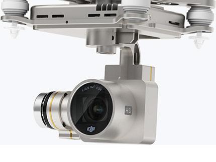 دوربین و گیمبال فانتوم 3 ادونس