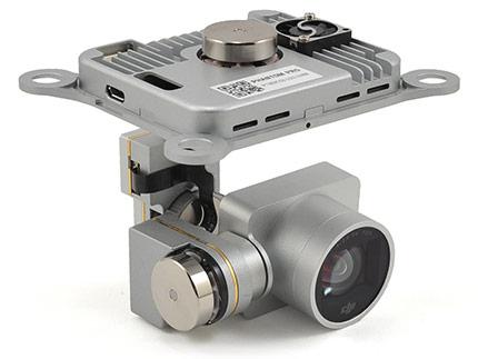 دوربین و گیمبال فانتوم 3 پروفشنال
