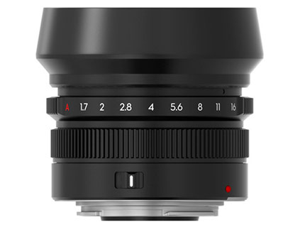 لنز دوربین Zenmuse X5