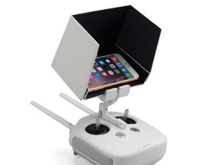 هود تلفن همراه مخصوص رادیوکنترل فانتوم 3