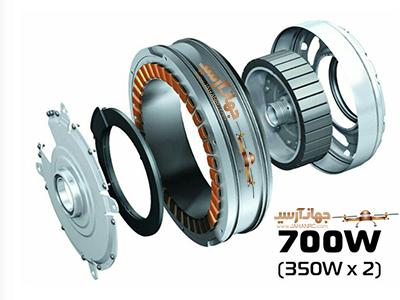 موتور اسکوتر برقی