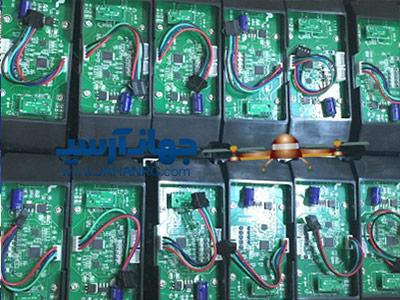 سنسور اسکوتر برقی
