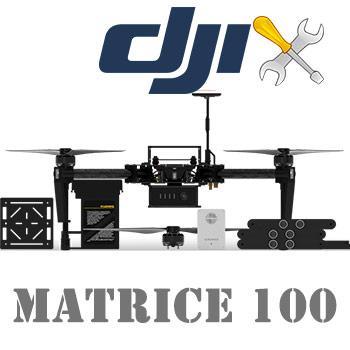 قطعات و تجهیزات ماتریس 100