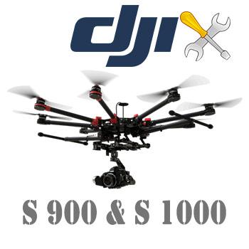 قطعات و تجهیزات s1000 و s900