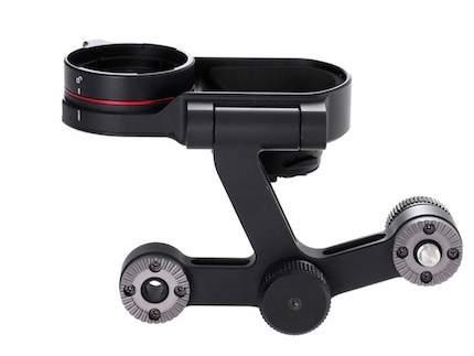 تبدیل دوربین X5