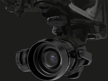 دوربین Zenmuse X5