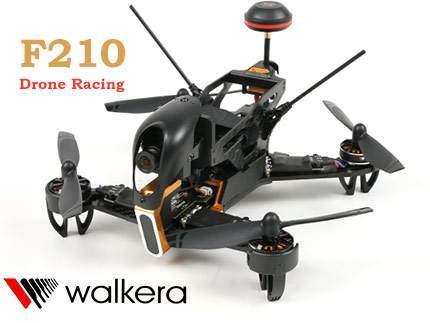 کوادروتور Walkera F210