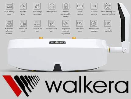 عینک Walkera Goggle 3