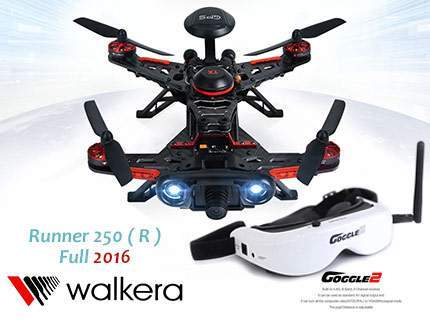 کوادروتور Walkera Runner 250 Full