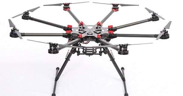 octacopter
