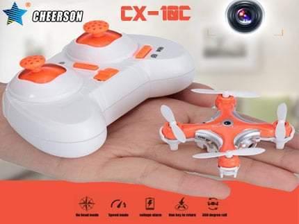 نانو کواد کوپتر CX-10C
