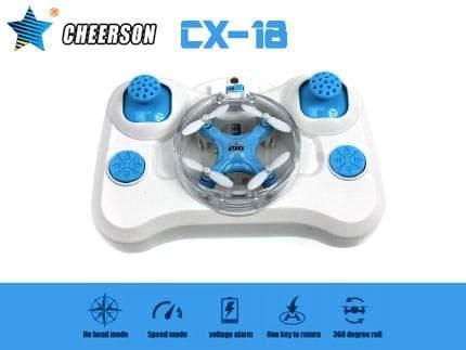 نانو کواد کوپتر CX-18