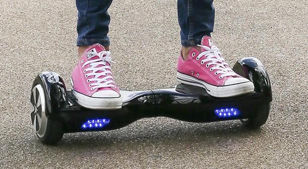 آموزش اسکوتر برقی هوشمند اسمارت بالانس ویل