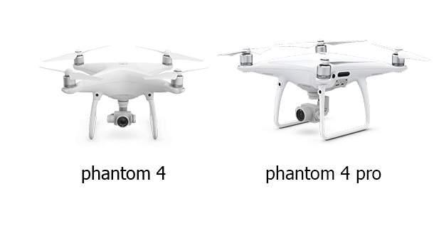 تفاوت فانتوم 4 و فانتوم 4 پرو