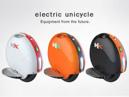 اسکوتر برقی تک چرخ Unicycle H1