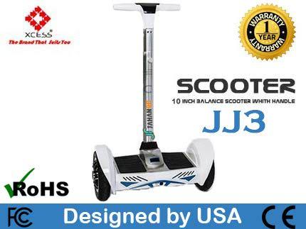 اسکوتر برقی دسته دار Xcess JJ3