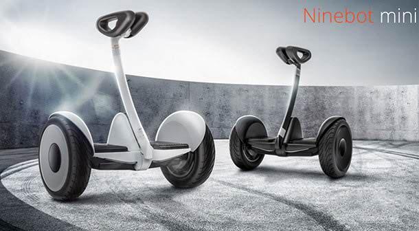 اسکوتر برقی ninebot mini