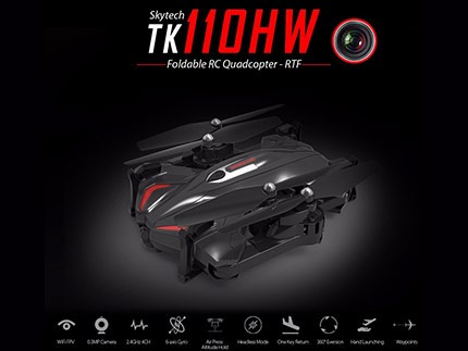 کوادکوپتر TK110W