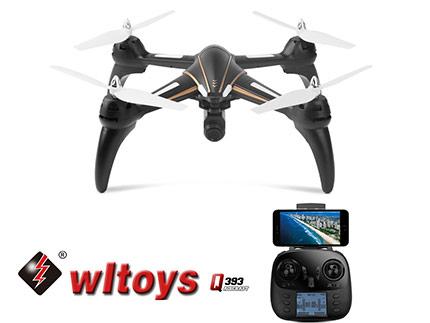 کوادکوپتر WLtoys Q393-E