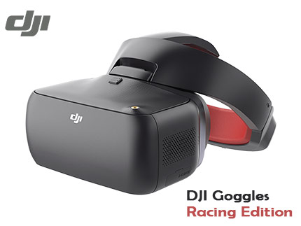 عینک DJI Goggles Racing Edition