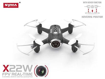 کوادکوپتر Syma X22W