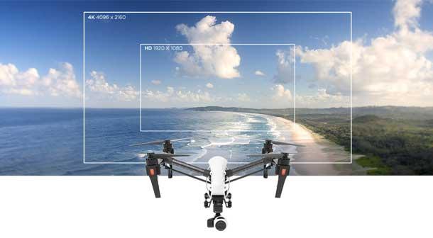 دوربینی با قابلیت تهیه ویدیو های 4K