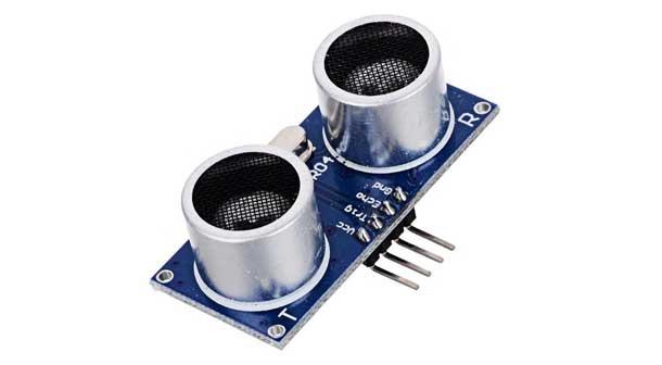 سنسور اولتراسونیک (Ultrasonic Sensor)