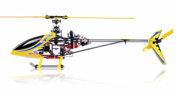 آموزش پرواز با هلیکوپتر کنترلی به صورت حرفه ای