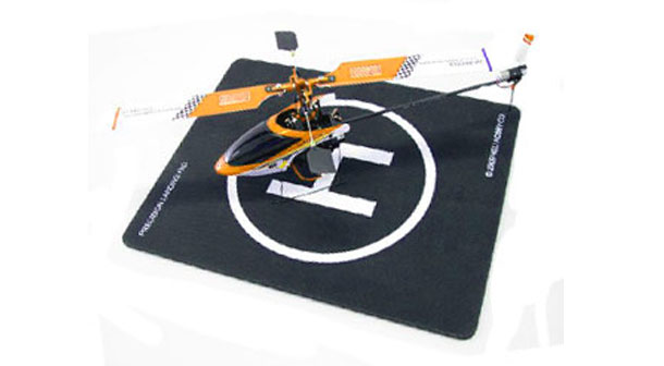 یادگیری پرواز با هلیکوپتر کنترلی