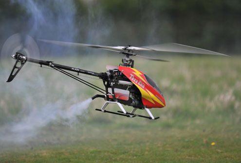 آموزش پرواز با هلیکوپتر کنترلی