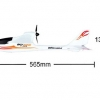 هواپیما مدل گلایدر