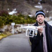 آموزش تصویر برداری هوایی