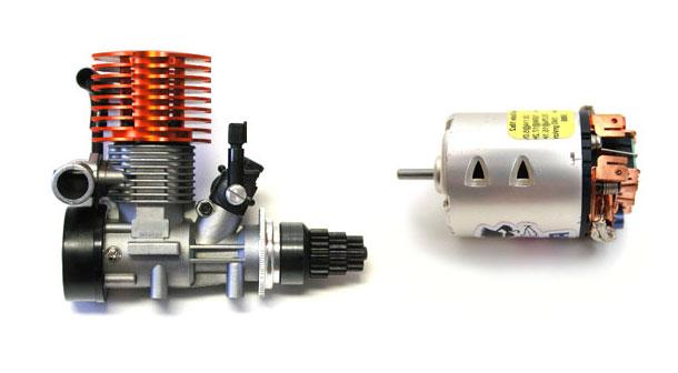 ماشین کنترلی الکتریکی و نیترو چه تفاوت هایی دارند؟