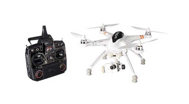 12 کوادکوپتر ایده آل برای دوربین های گوپرو