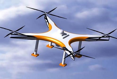 راهکار های افزایش زمان پرواز کوادکوپتر
